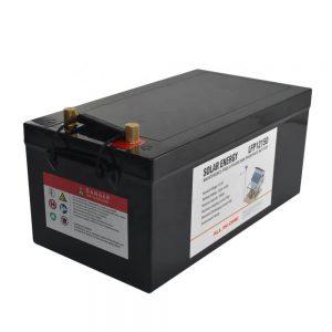 High quality battery 12v 200ah LiFePO4 solar battery