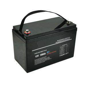 ਘੱਟ ਤਾਪਮਾਨ LiFePO4 12V 100AH