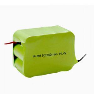 NiMH ਰੀਚਾਰਜਯੋਗ ਬੈਟਰੀ ਐਸਸੀ 2400mAH 14.4V